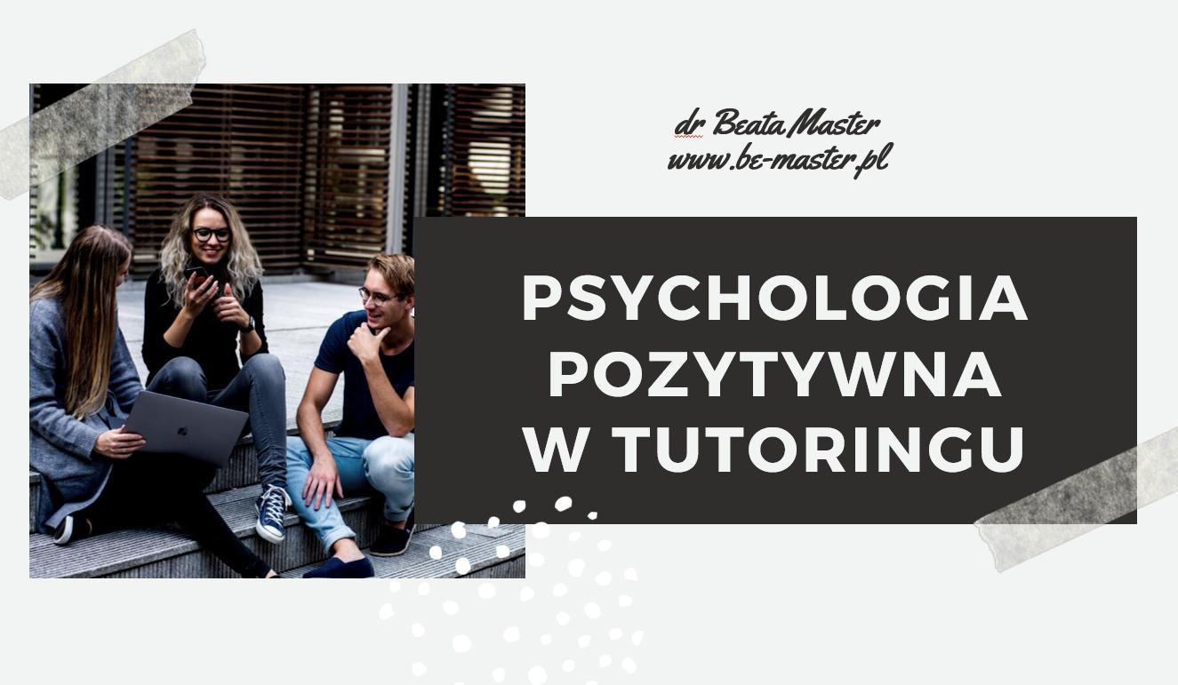 Psychologia w tutoringu
